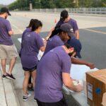 Team volunteer