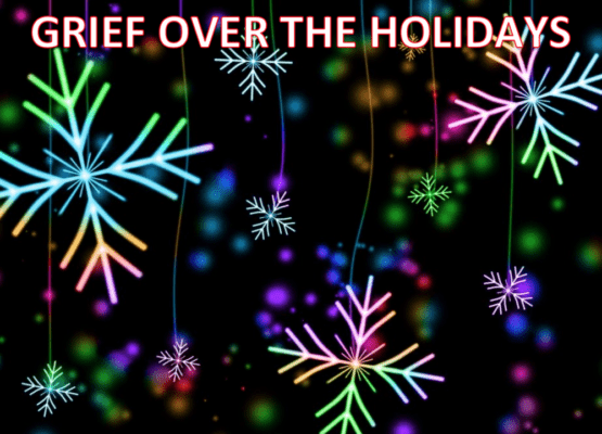Grief over the holidays
