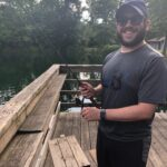 Michael Fishing