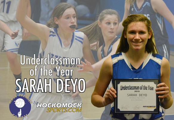Sarah Deyo