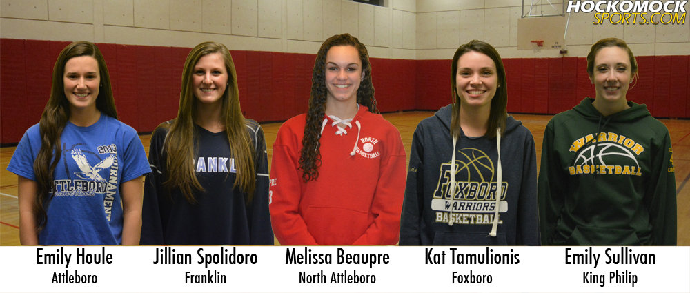 2015 HockomockSports Girls Basketball Awards