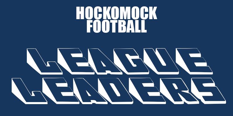 Hockomock Football League Leaders