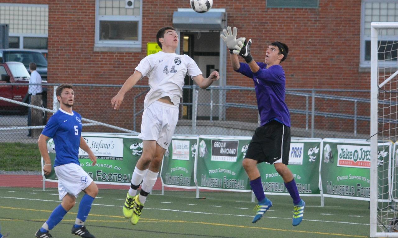 Mansfield boys soccer