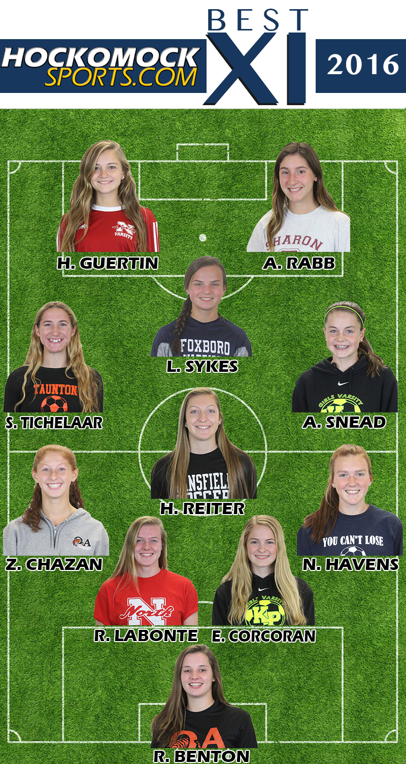 2016 HockomockSports Girls Soccer Awards