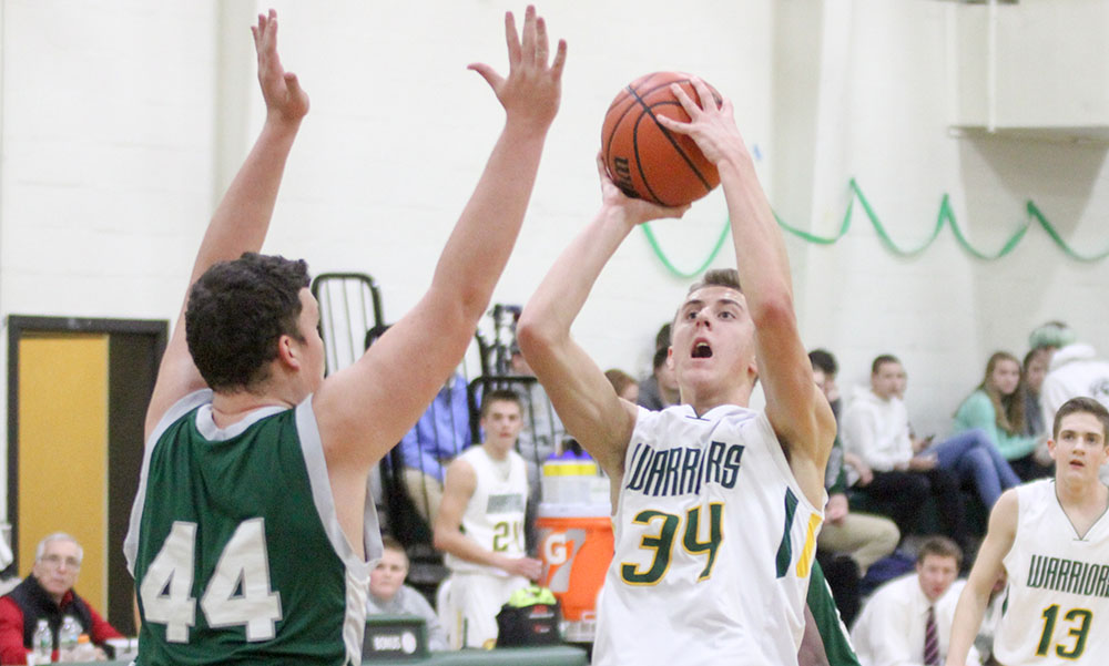 King Philip boys basketball
