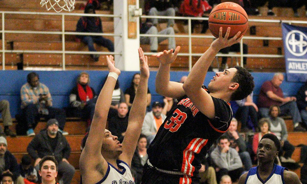 Stoughton boys basketball