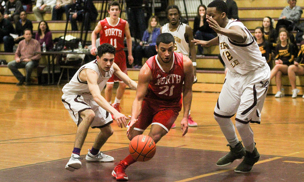 North Attleboro boys basketball