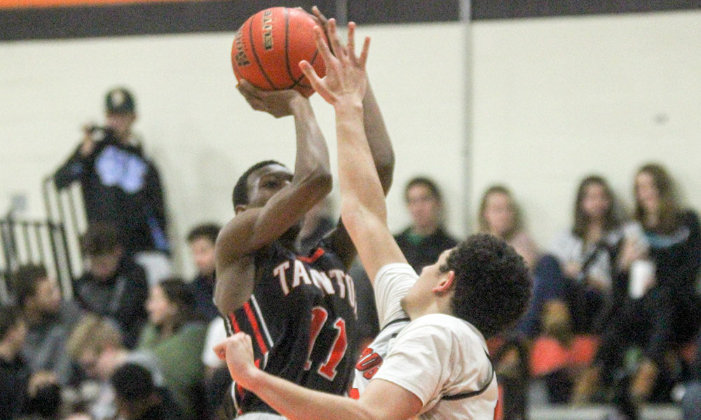 Taunton boys basketball