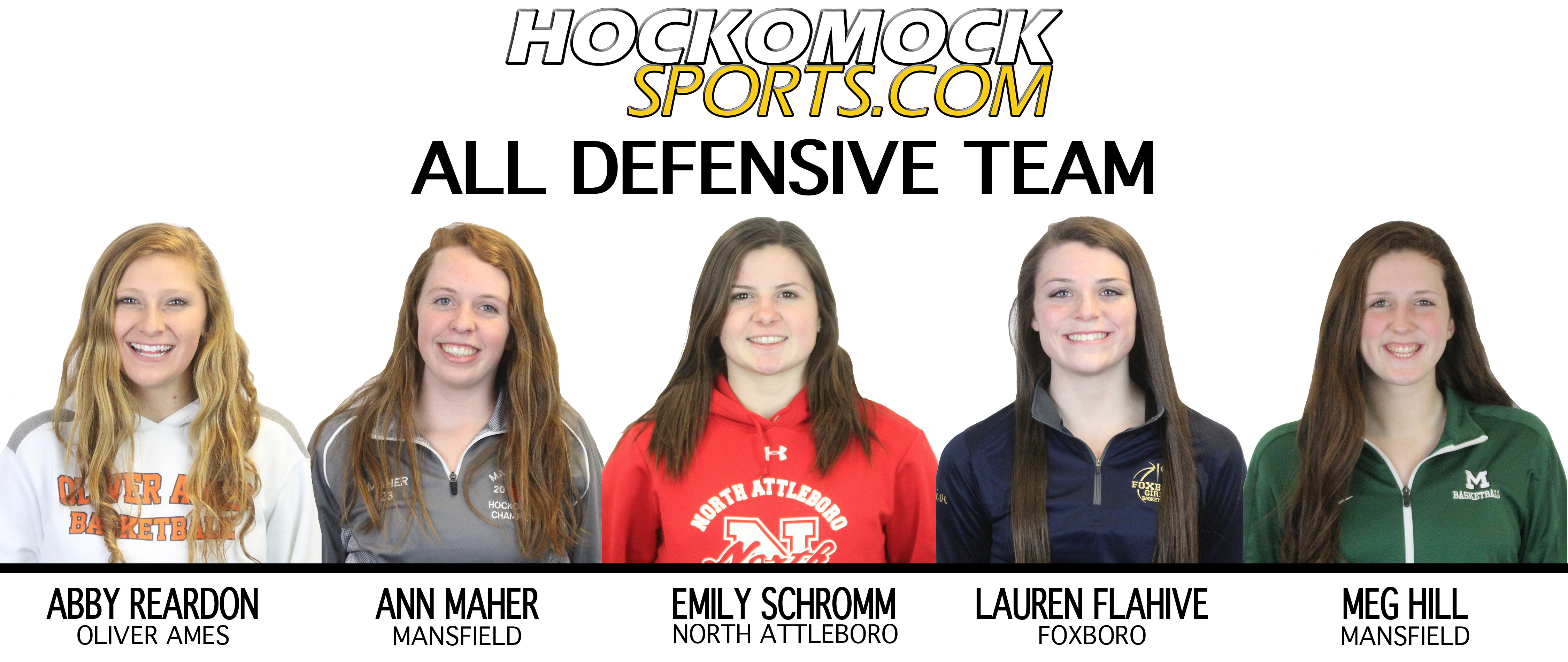 2017 HockomockSports Girls Basketball Awards