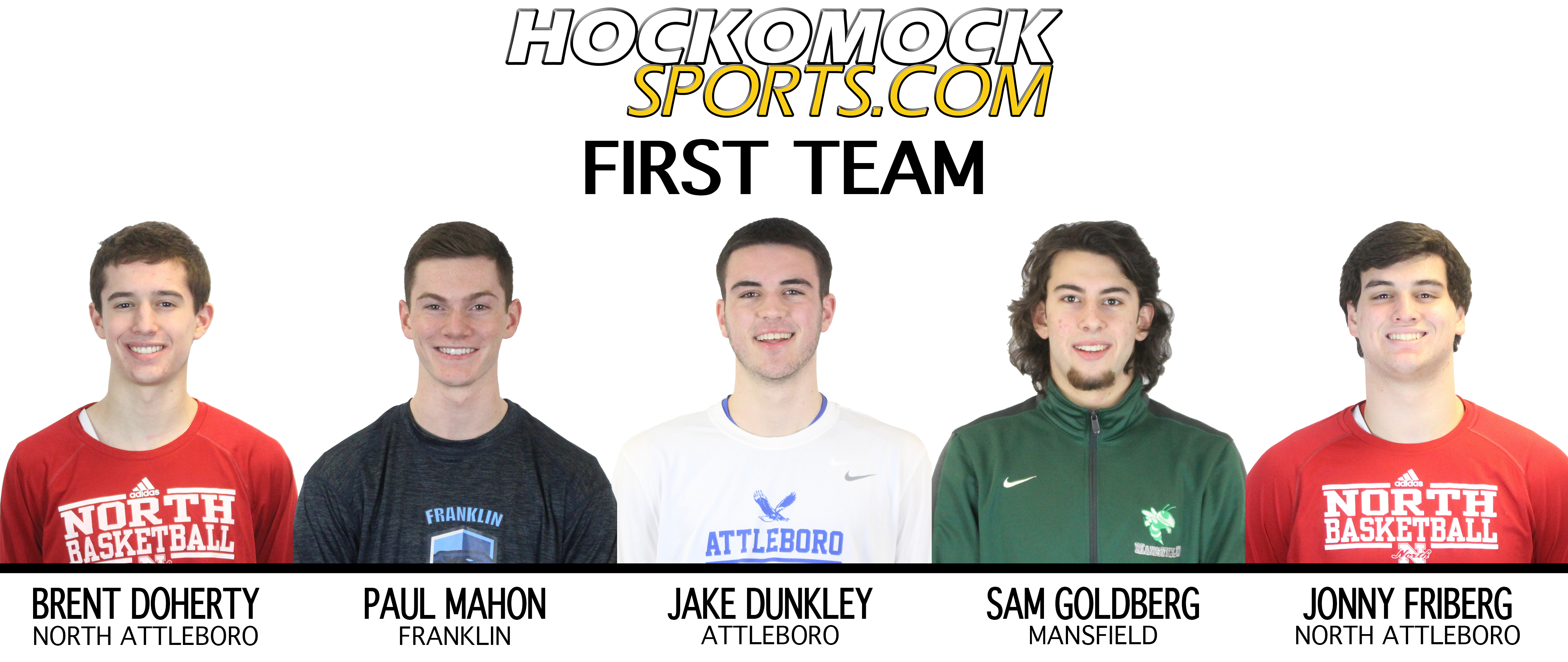 2017 HockomockSports Boys Basketball Awards