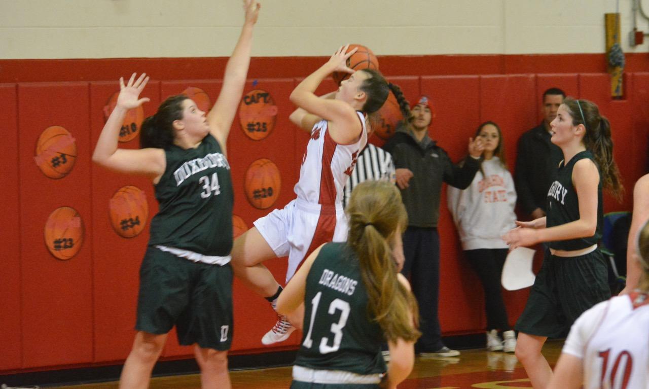 North Attleboro girls basketball