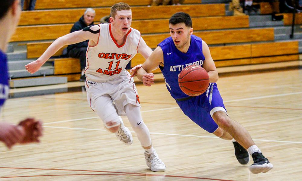Attleboro boys basketball