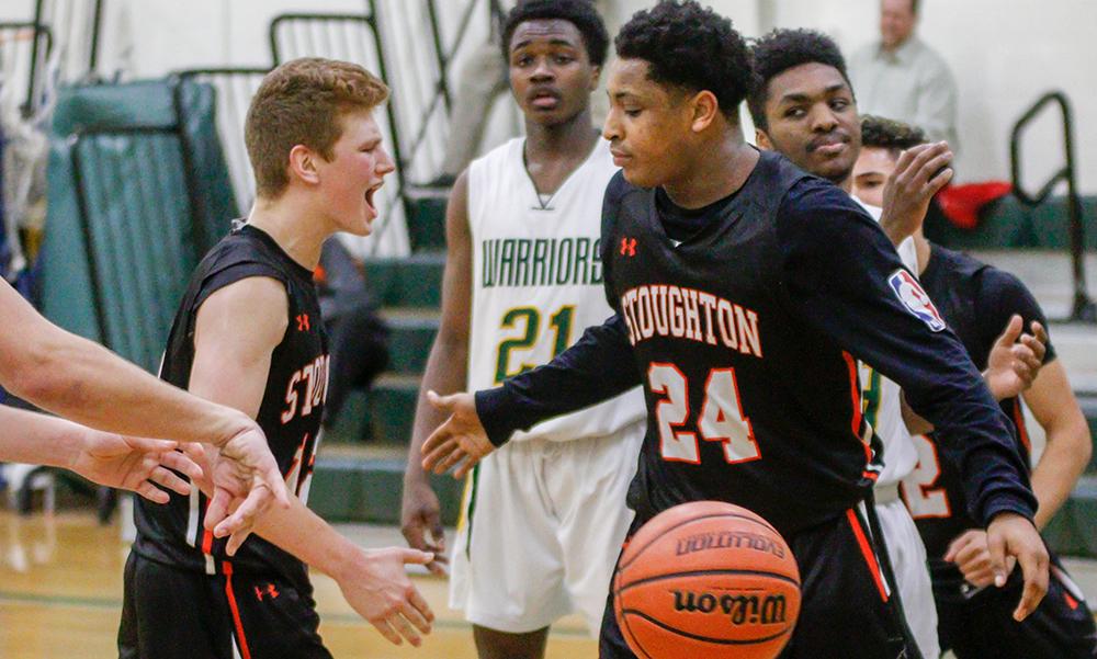 Stoughton boys basketball