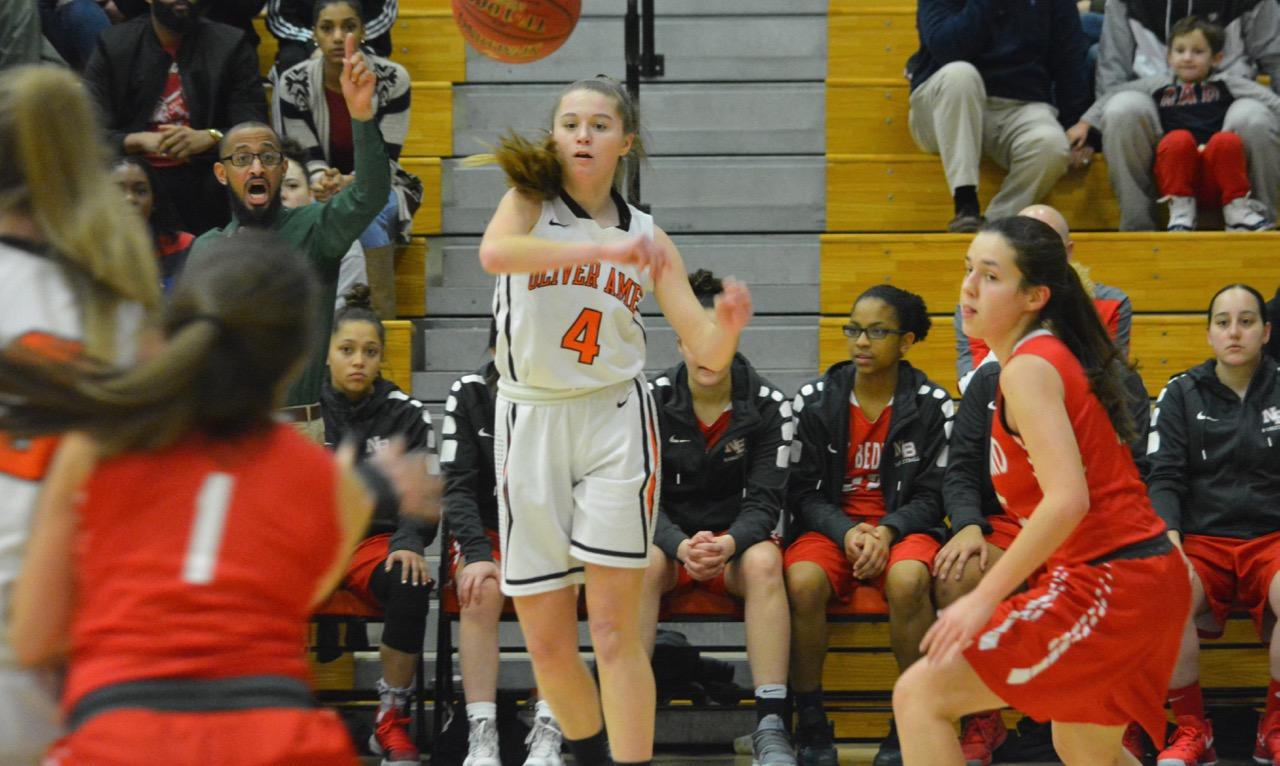 Oliver Ames girls basketball