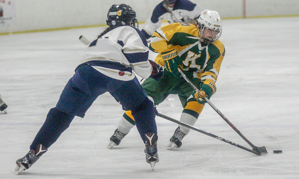 King Philip girls hockey
