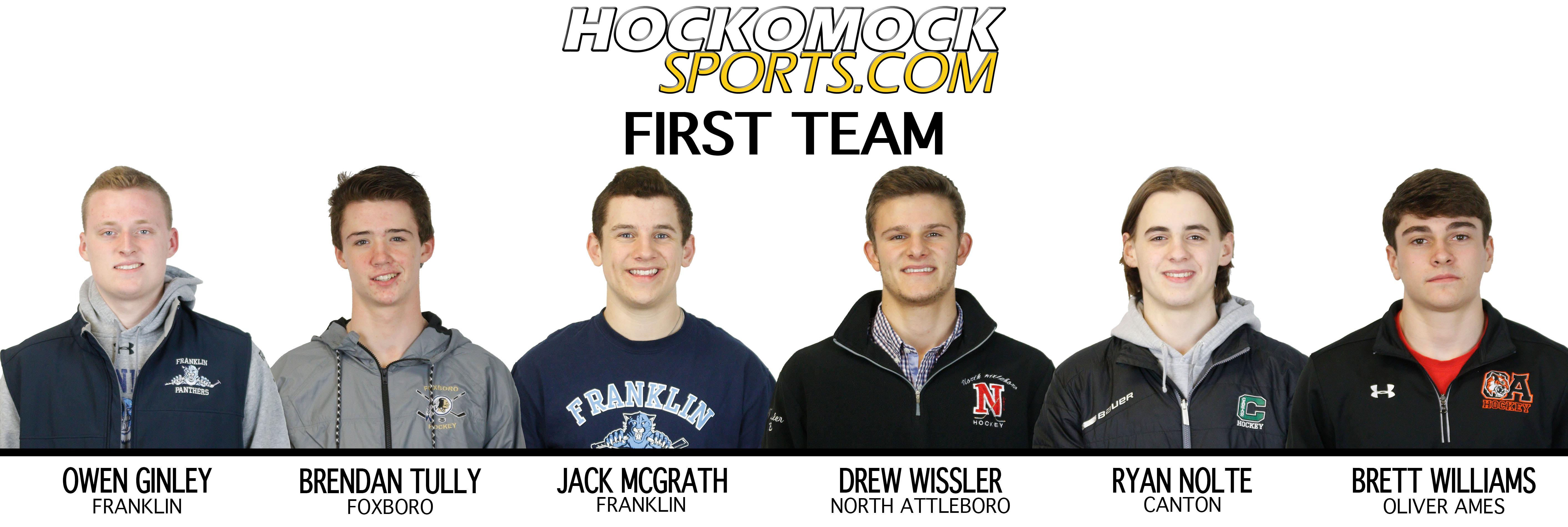 2018 HockomockSports Boys Hockey Awards