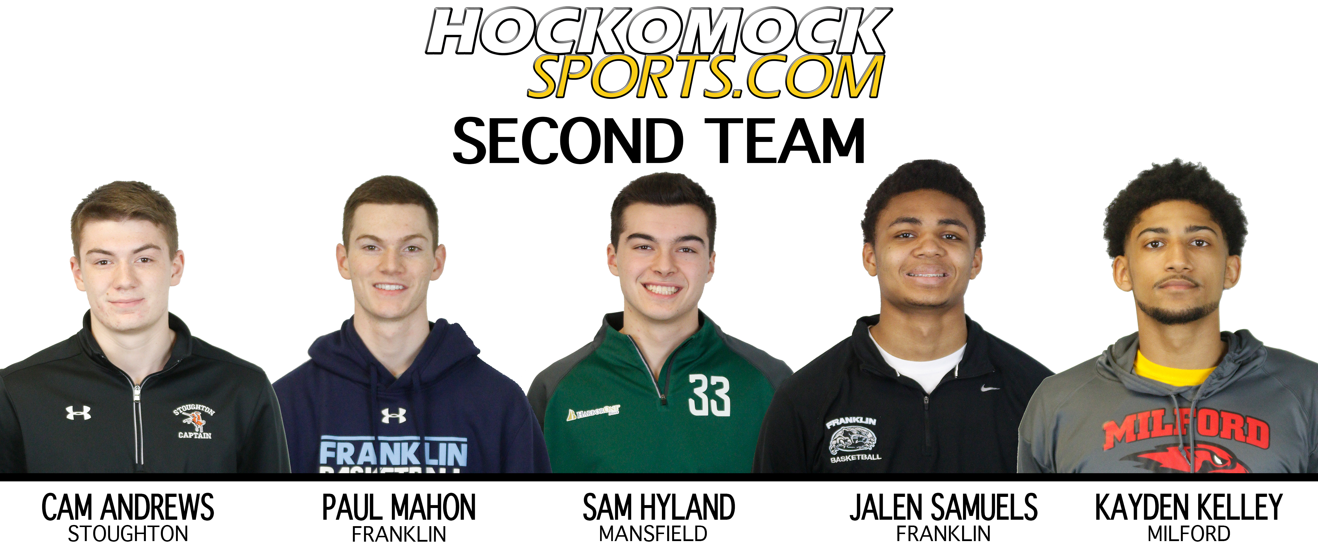 2018 HockomockSports Boys Basketball Awards