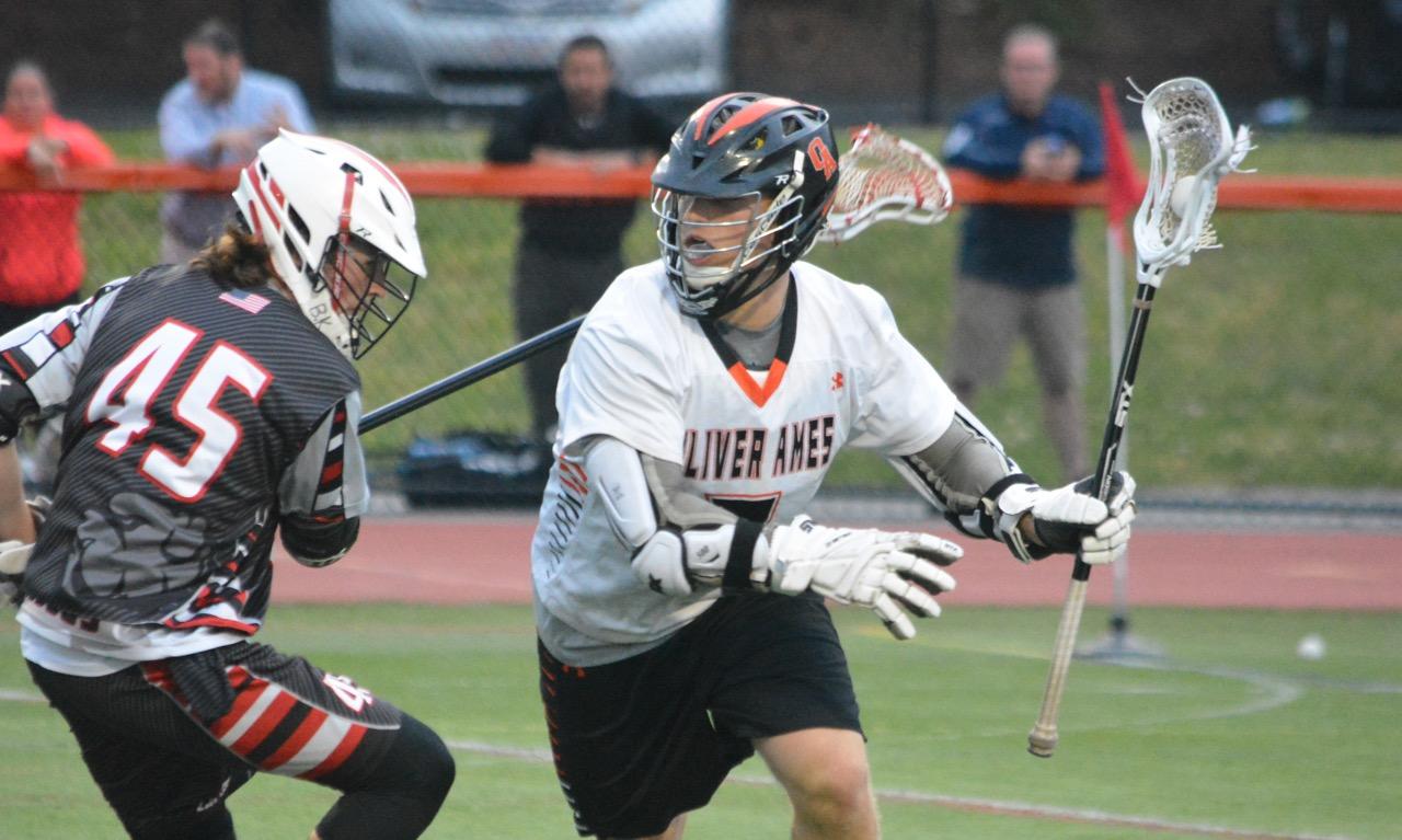 Oliver Ames boys lacrosse