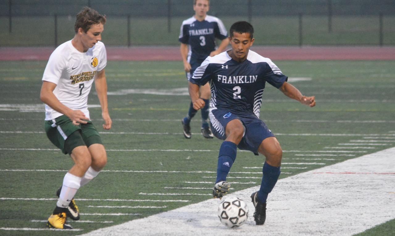 Franklin boys soccer