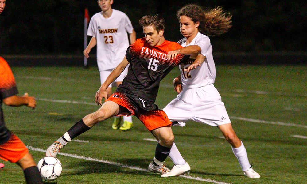 Taunton boys soccer
