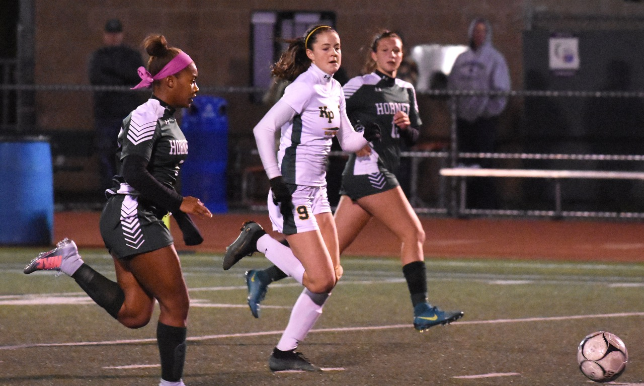King Philip girls soccer