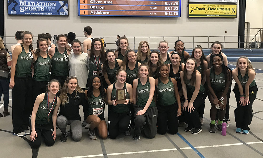 Hockomock League Indoor Track Championships 2019