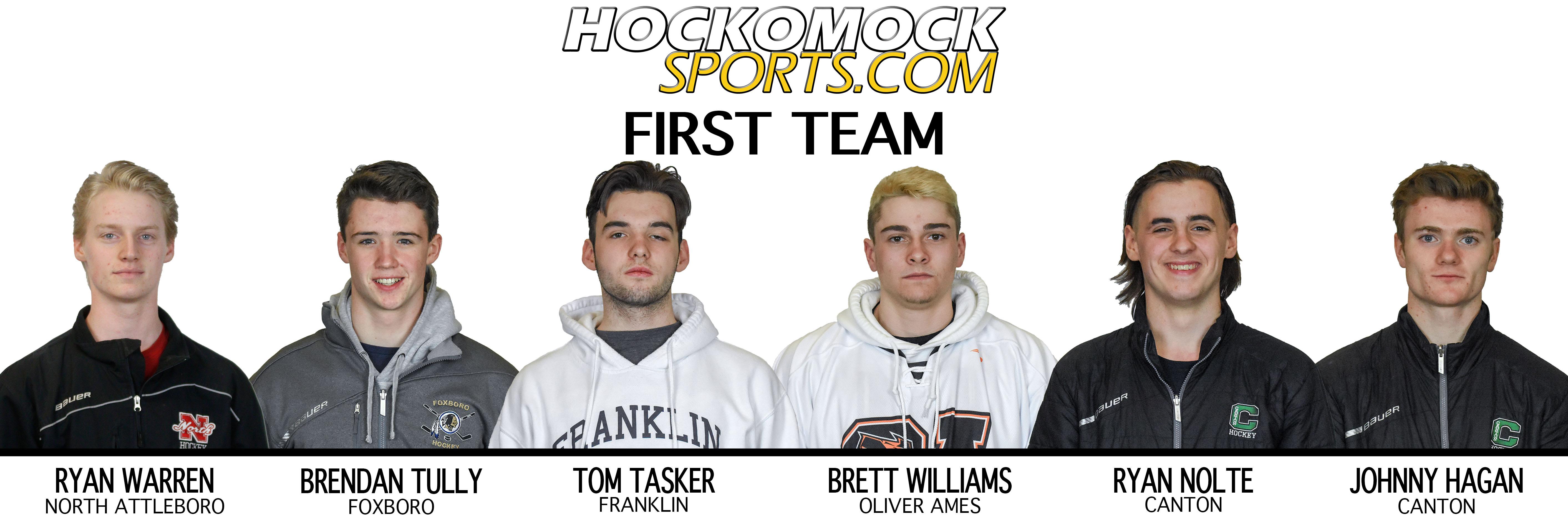 2019 HockomockSports Boys Hockey Awards