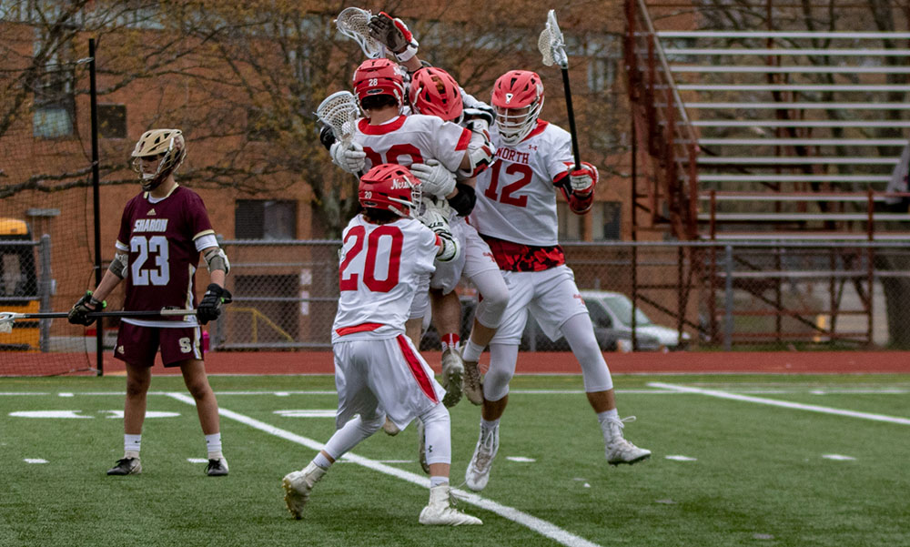 North Attleboro boys lacrosse Connor Ruppert
