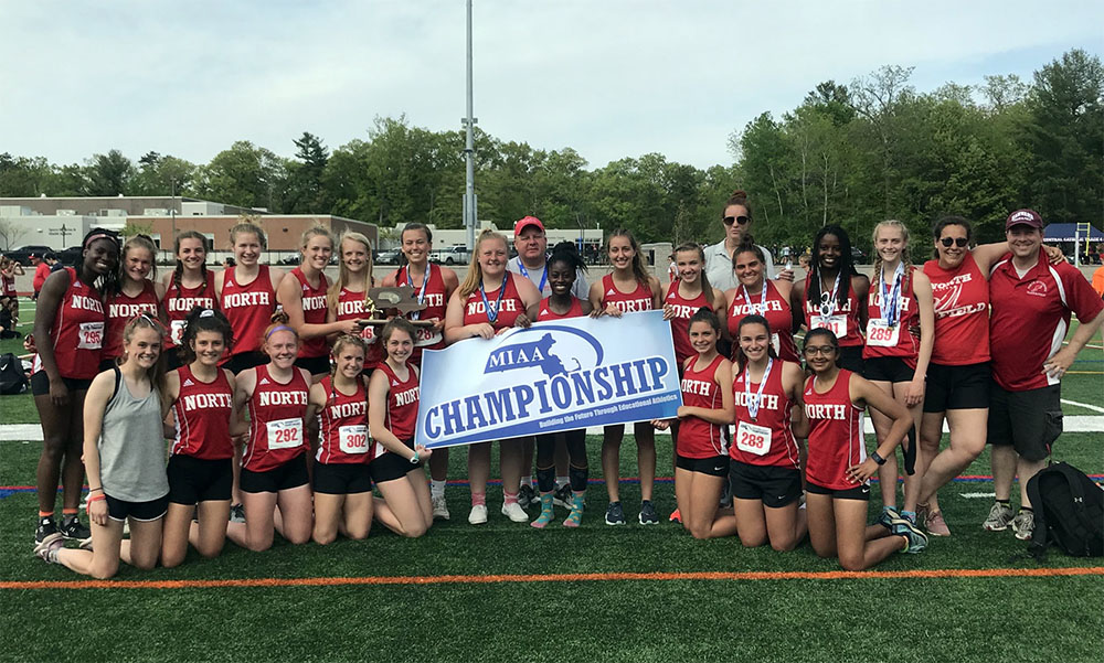 MIAA Outdoor Track Division Meets