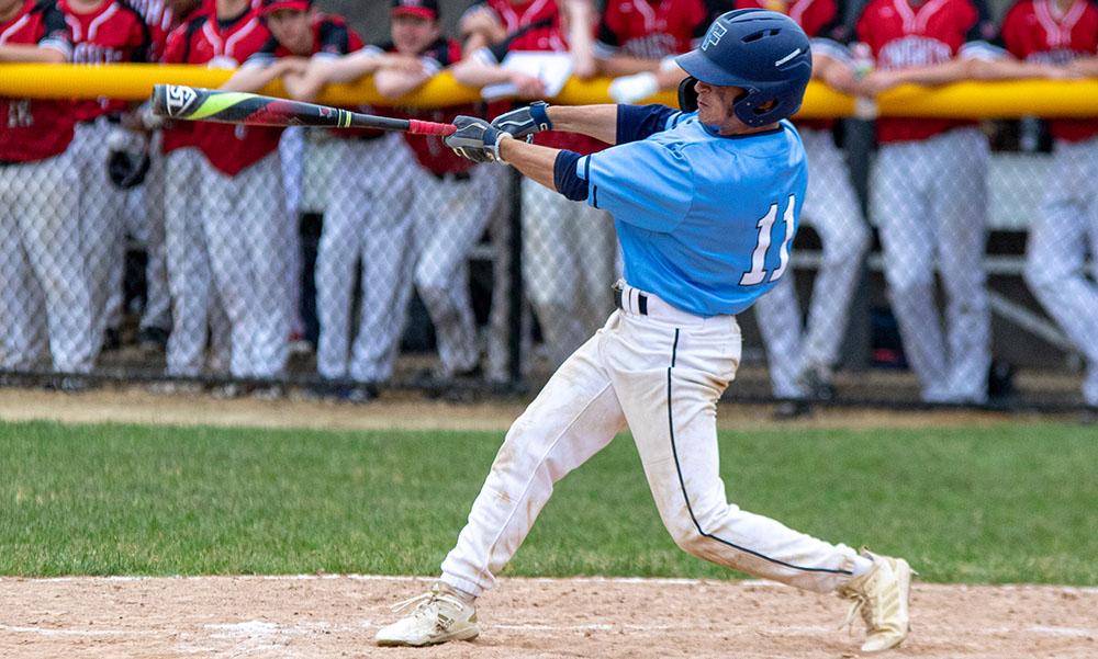 Franklin baseball Joe Lizotte