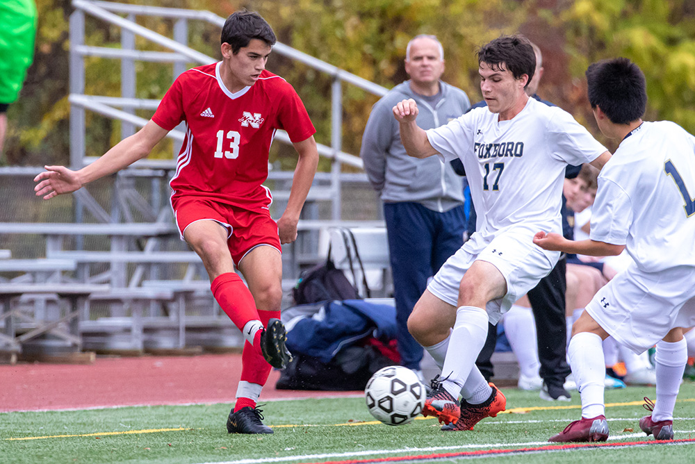 North Attleboro boys soccer