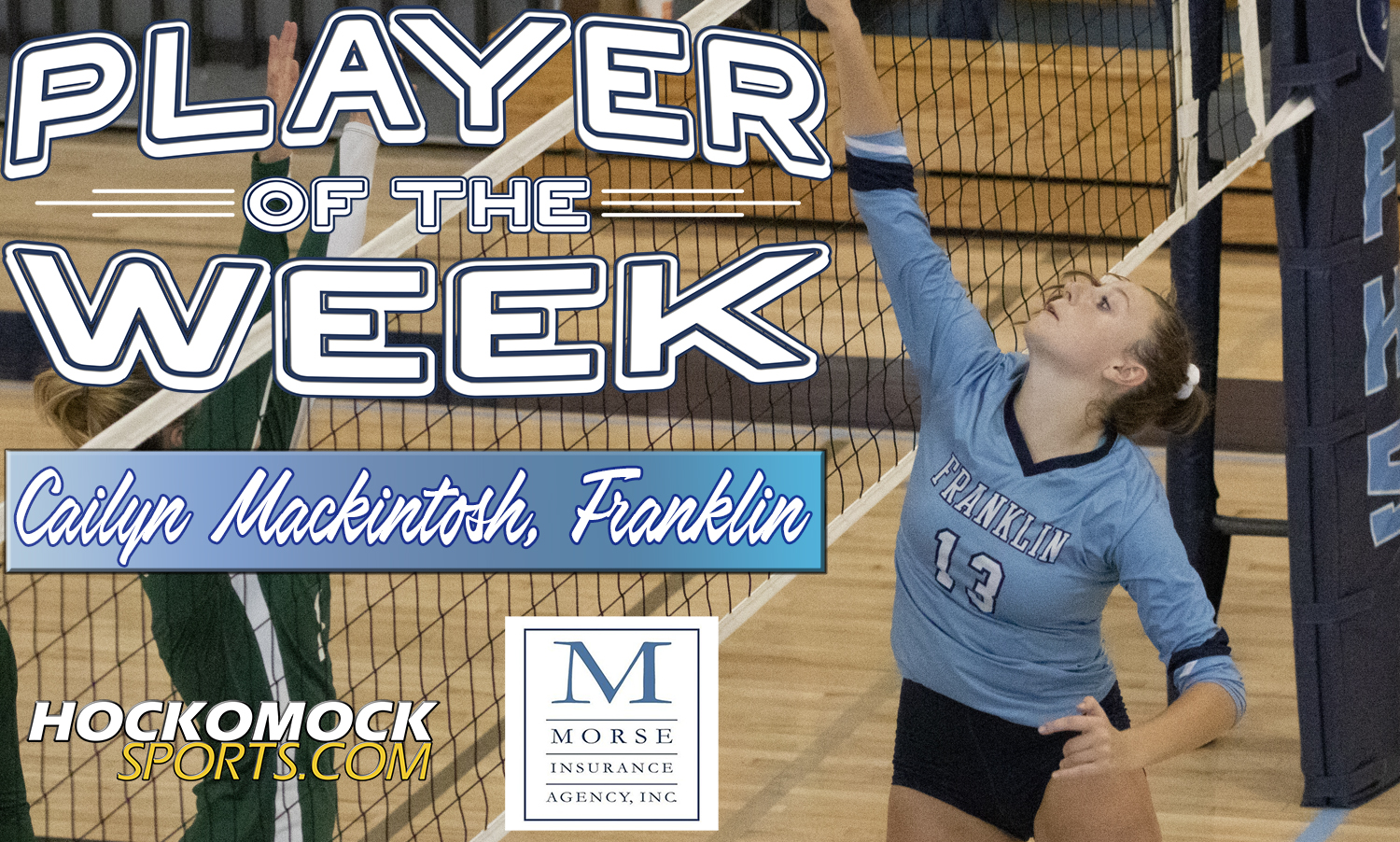 Player of the Week: Cailyn Mackintosh, Franklin Volleyball