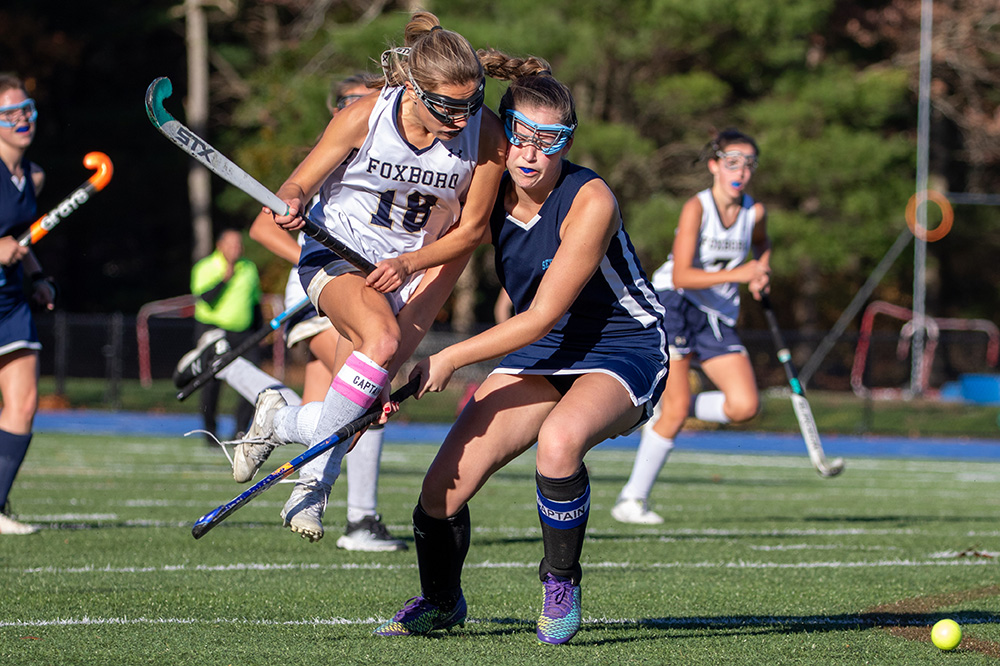 Foxboro field hockey