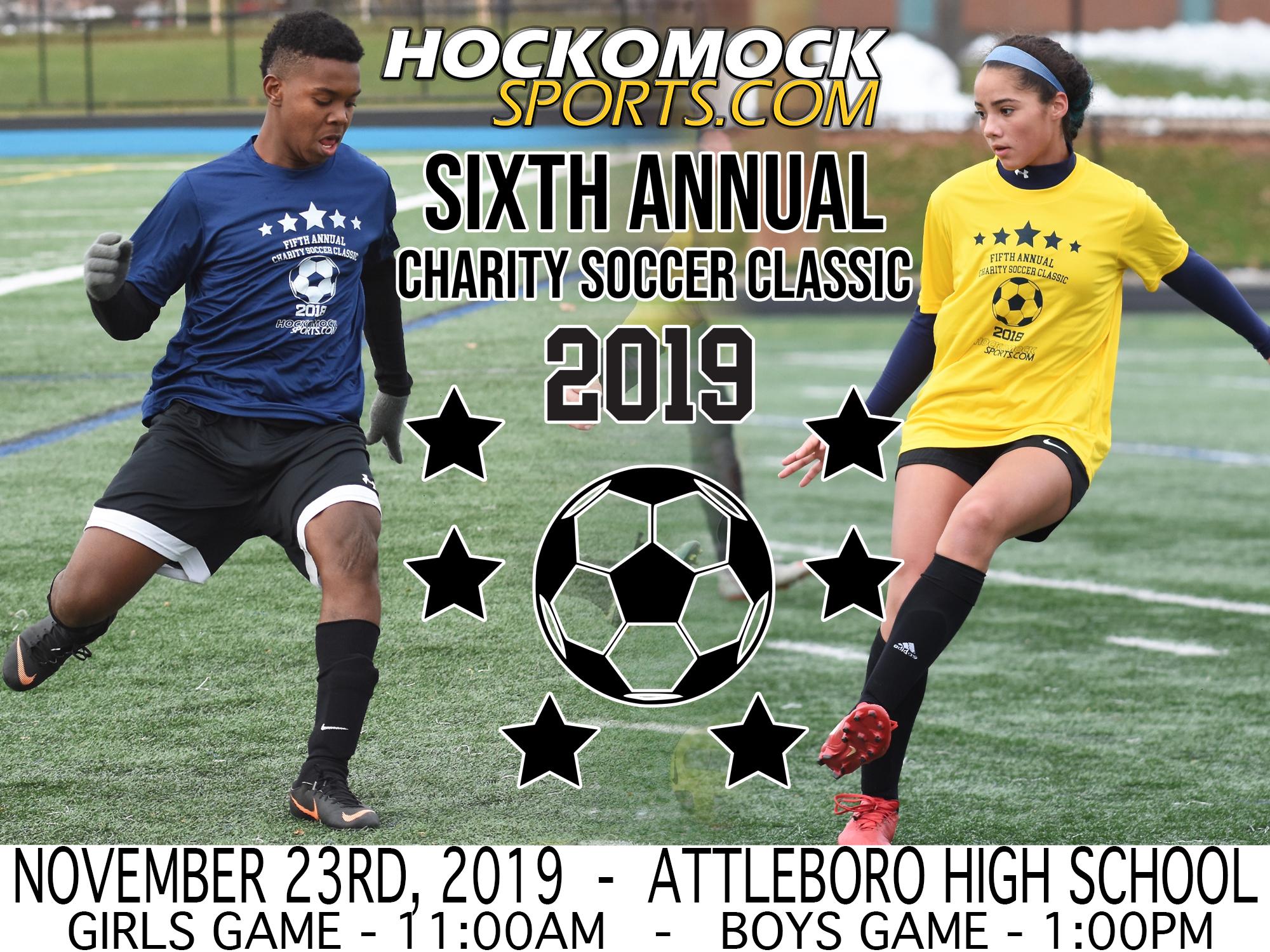 Sixth Annual HockomockSports.com Charity Soccer Classic - Nov 23