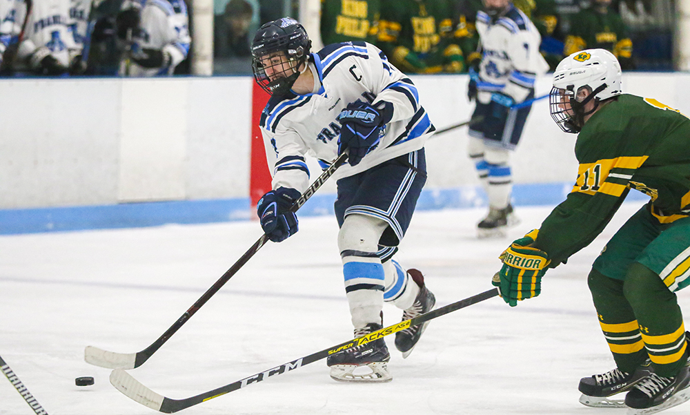 Franklin boys hockey Kevin O'Rielly