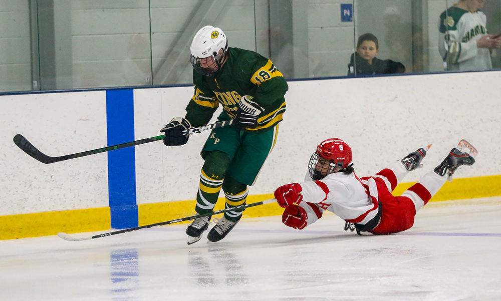 King Philip North Attleboro boys hockey