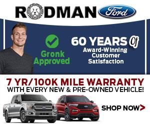 Rodman Ford