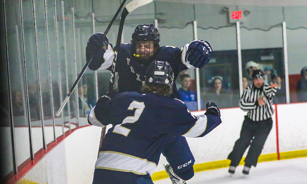 Foxboro boys hockey