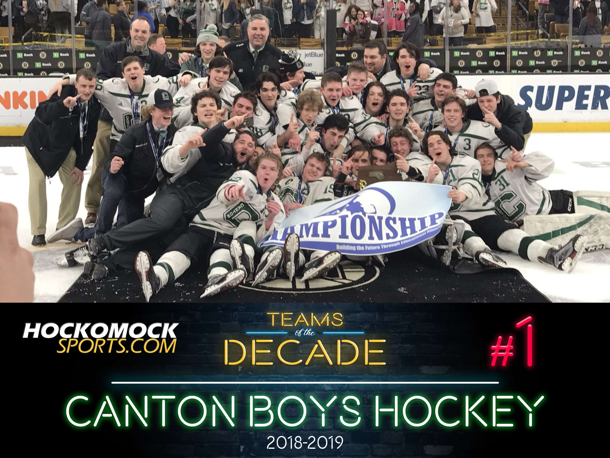 Canton boys hockey