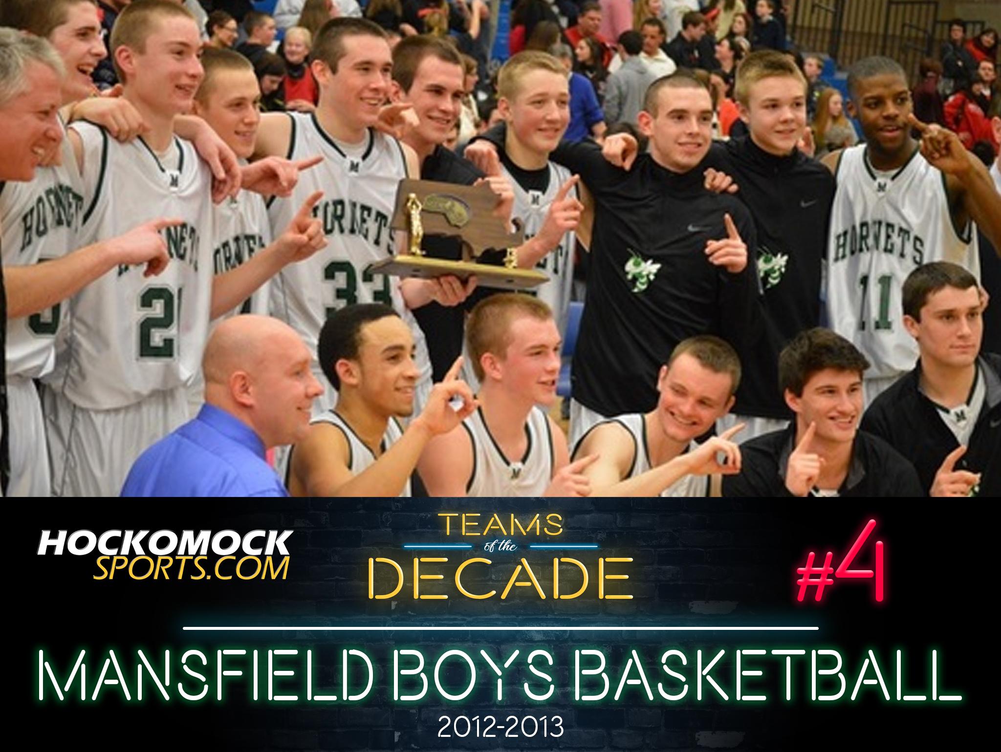 Mansfield boys basketball