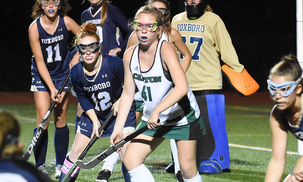 Hockomock League Field Hockey