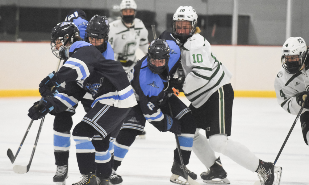 FHS boys hockey skates to 2-2 tie with Canton