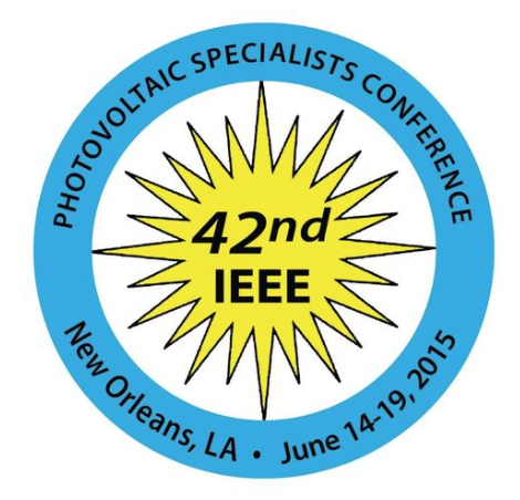 IEEE Photovoltaic Specialist Conference