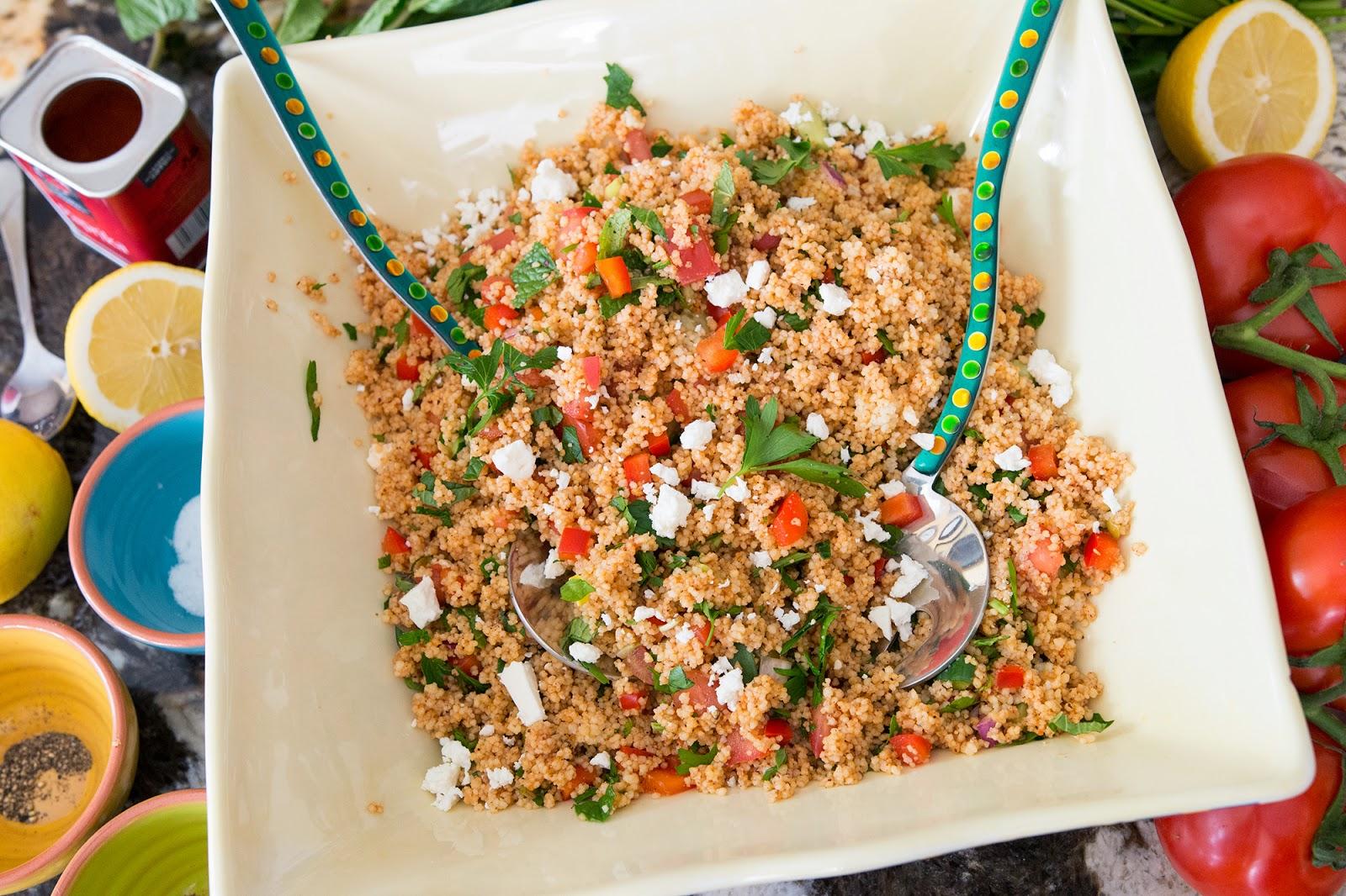 Spiced Couscous