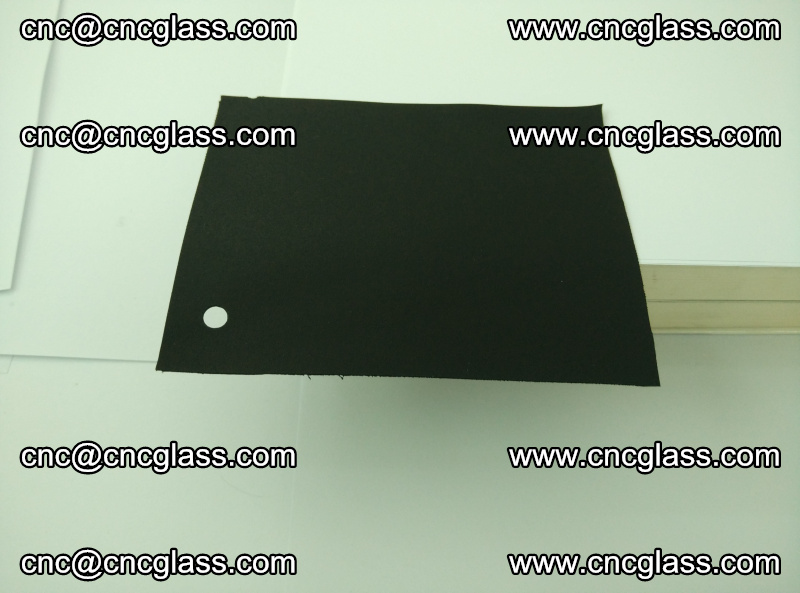 Black opaque eva laminating glass interlayer film foil (10)