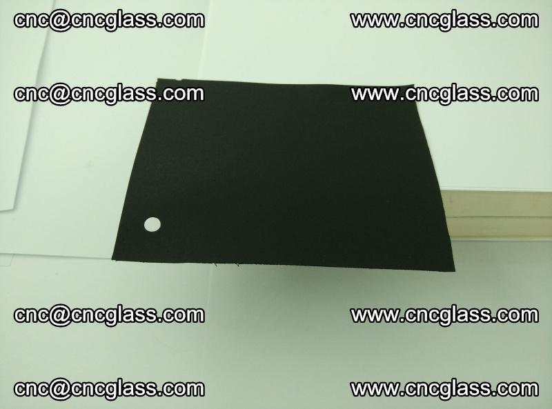 Black opaque eva laminating glass interlayer film foil (11)