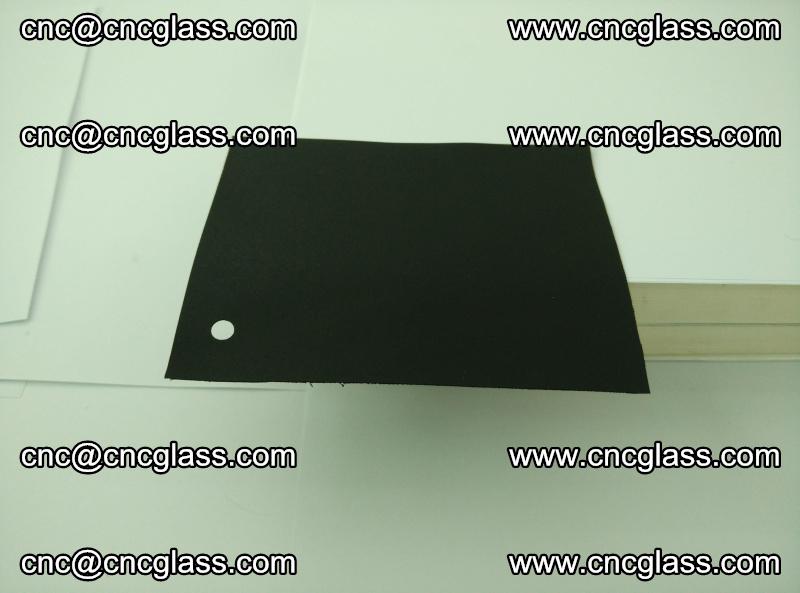 Black opaque eva laminating glass interlayer film foil (12)