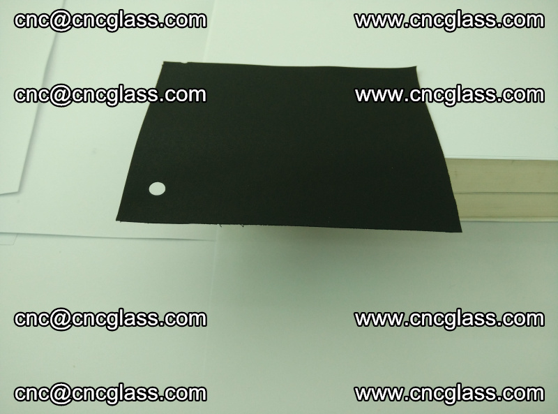 Black opaque eva laminating glass interlayer film foil (13)
