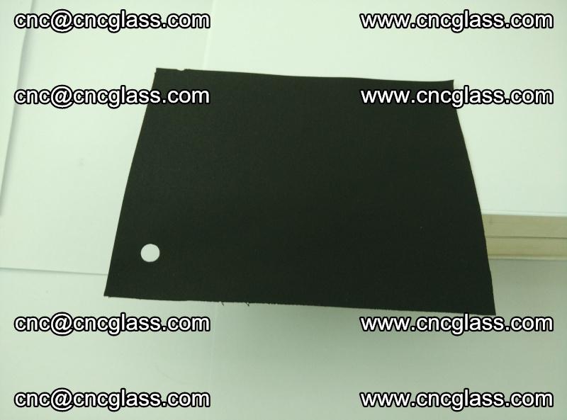 Black opaque eva laminating glass interlayer film foil (17)