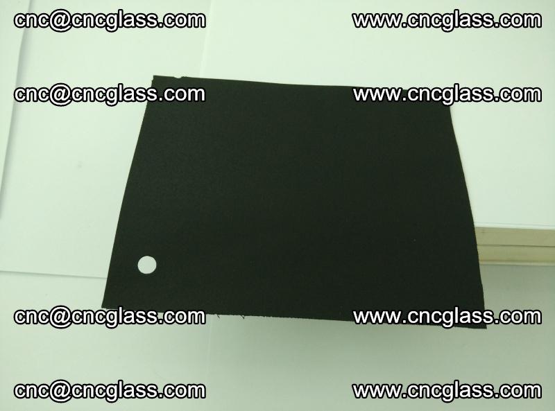 Black opaque eva laminating glass interlayer film foil (18)
